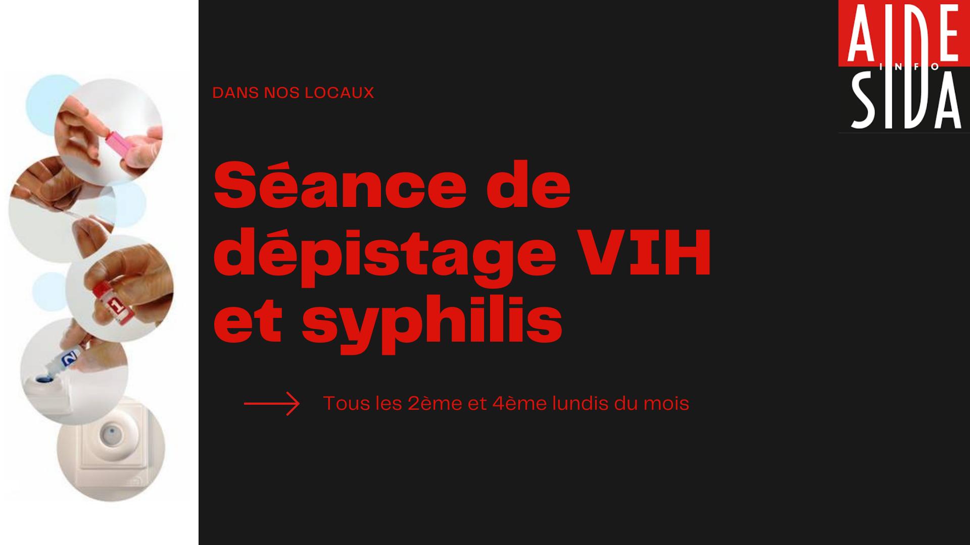Read more about the article Séance de dépistage